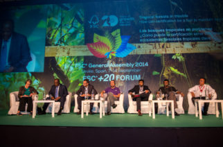 Looking Back: A Personal Account of the FSC General Assembly 2014