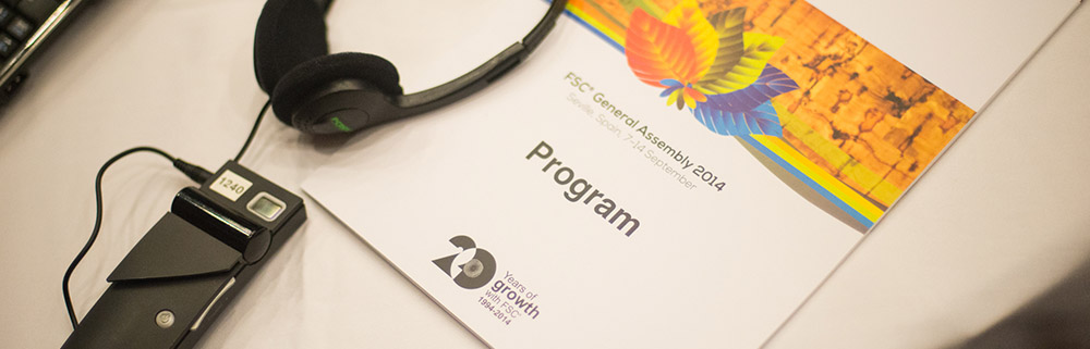 Planning Your Schedule for the General Assembly? Have a Look at the Programme