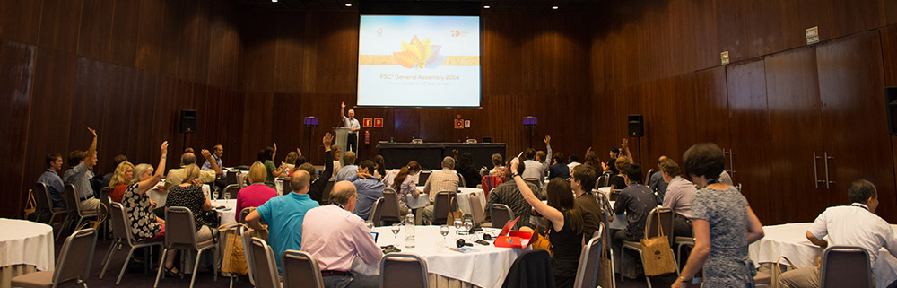 Confused about your participation at the FSC General Assembly? We've got the answers